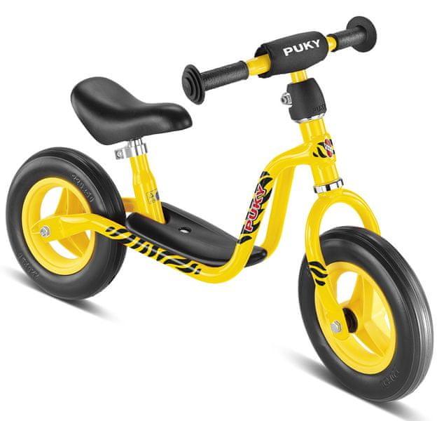 Puky Odrážedlo Learner Bike Medium LR M žlutá