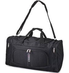 REAbags Cestovní taška Cities 32 l černá