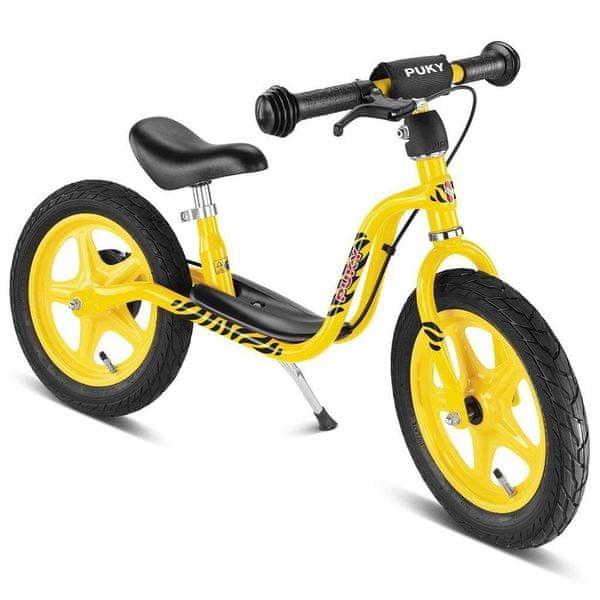 Puky Odrážedlo s brzdou Learner Bike LR 1BR žlutá