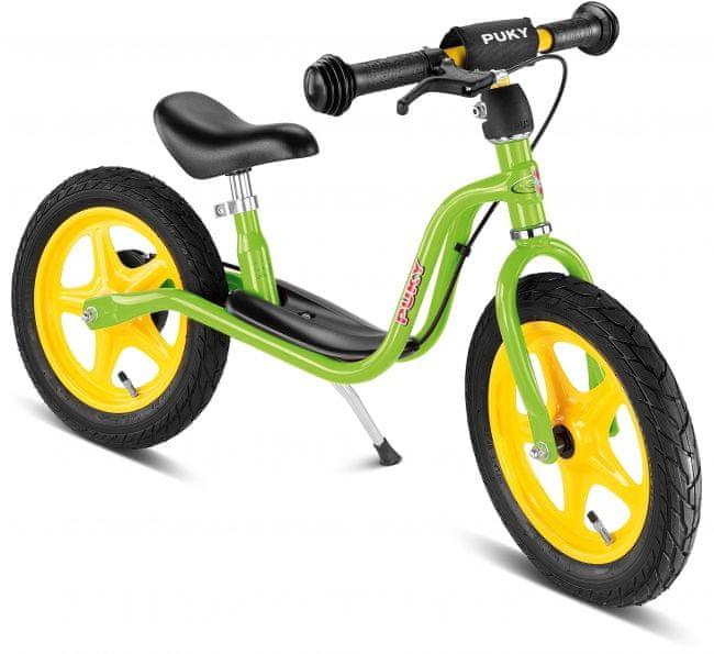 Puky Odrážedlo s brzdou Learner Bike LR 1BR zelená
