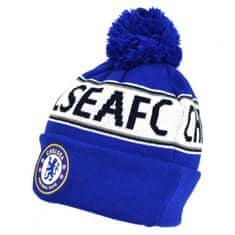Chelsea FC zimska kapa, modra (02991)