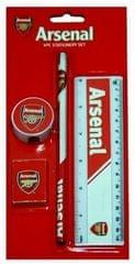 Arsenal FC set šolskih potrebščin, 4-delni