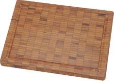 Pohlreich Selection Bambusové prkénko, 25 x 18,5 x 2 cm, Zwilling