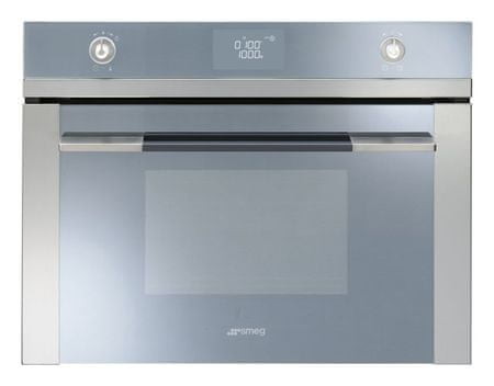 Smeg kuchenka mikrofalowa SF4120M
