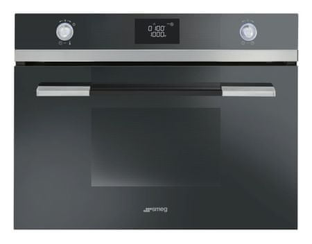 Smeg kuchenka mikrofalowa SF4120MN