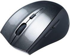 Connect IT CI-186 bezdrátová optická myš Carbon