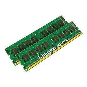 Kingston pomnilniški modul DDR3 ValueRam 8 GB komplet (KVR16N11S8K2/8)