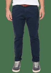 s.Oliver pánské jednobarevné kalhoty