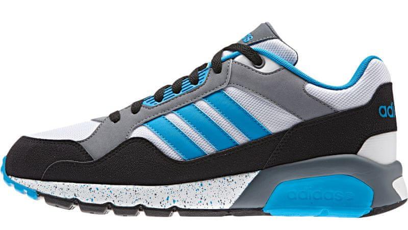 Adidas Run9tis Ftwr White/Solar Blue2 S14/Core Black 8,0 (42,0)