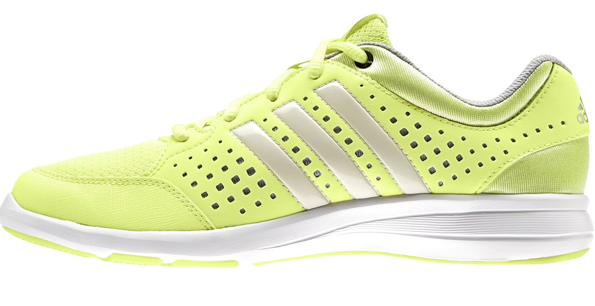 Adidas Arianna III Frozen Yellow F15/Chalk White/Silver Met. 8,0 (42,0)