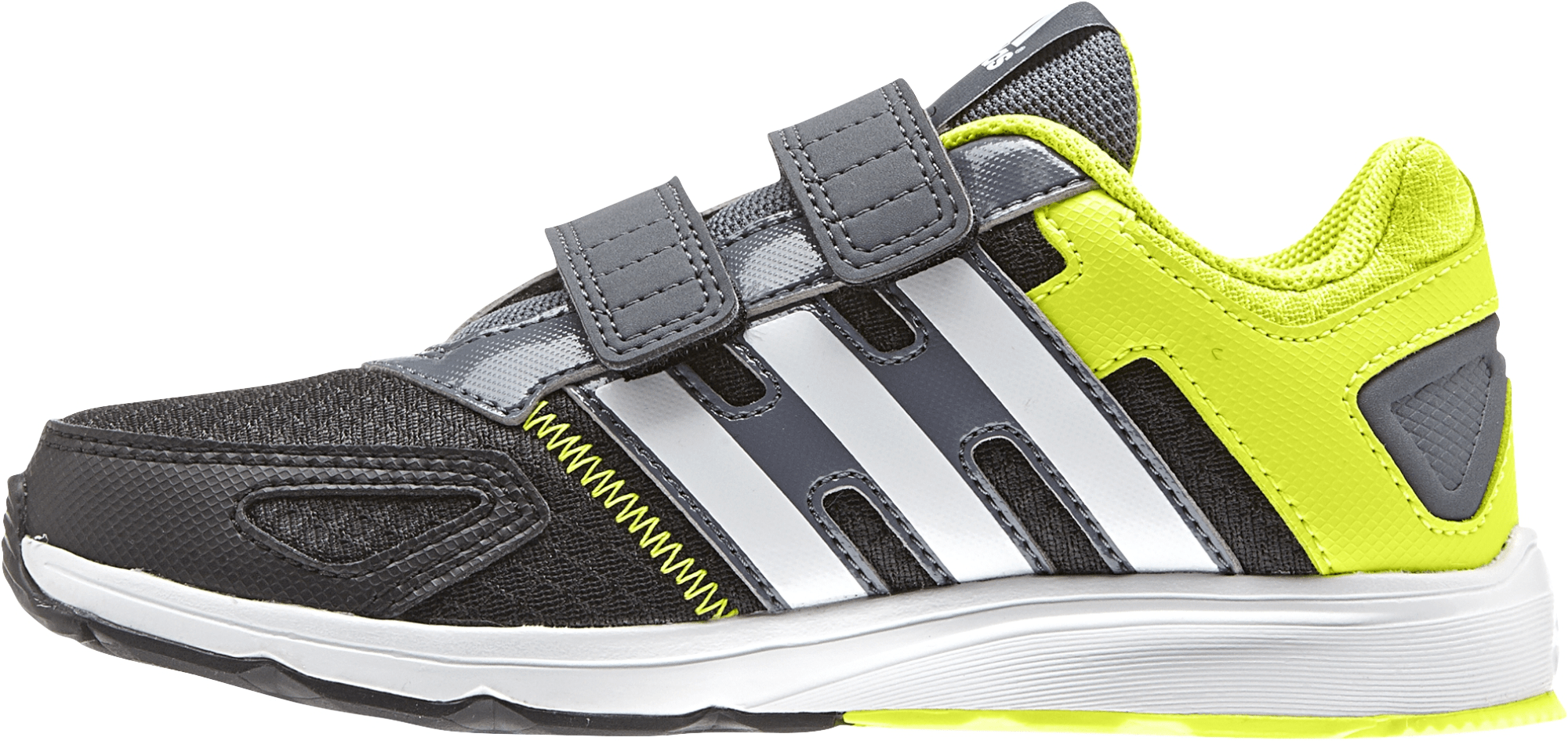 Adidas Az-Faito Cf K Core Black/Ftwr White/Solar Yellow 30