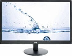 AOC M2470SWH - LED monitor 24""