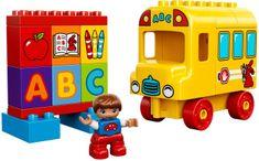 LEGO® Duplo 10603 Mój pierwszy autobus