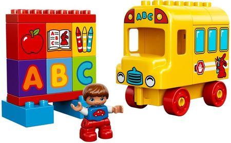 LEGO® Duplo 10603 Moj prvi avtobus