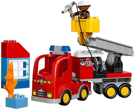 LEGO® Duplo 10592 Gasilsko vozilo