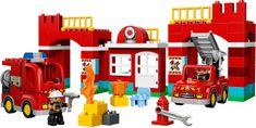 LEGO® Duplo Remiza Strażacka 10593 - jakość