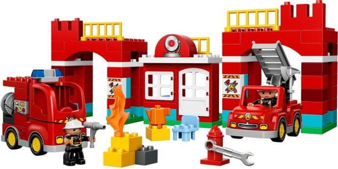 LEGO® DUPLO 10593 Hasičská stanice