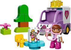 LEGO® DUPLO 10605 Doc McStuffins - Rosie, ambulantna kola
