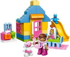 LEGO DUPLO 10606 Klinika dla pluszaków