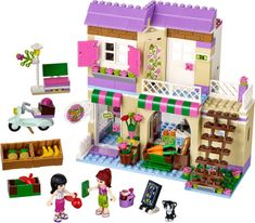 LEGO® Friends 41108 Tržnica v Heartlaku
