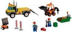 LEGO® Juniors 10683 kamion za rad na cesti