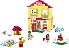 LEGO® Juniors 10686 obiteljska kuća