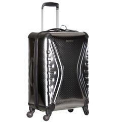 Sirocco Cestovný kufor T-1079/3-60 PET - metallic