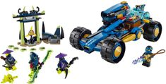 LEGO® Ninjago 70731 Jay Walker Prvi