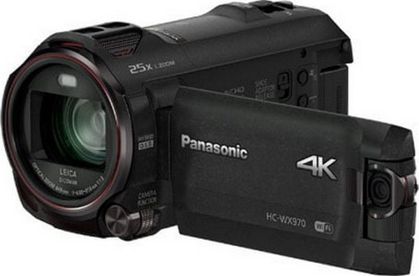 Panasonic HC-WX970EP-K