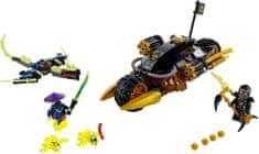 LEGO® Ninjago 70733 Motocykl Cole'a