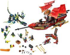 LEGO® Ninjago 70738 Zadnji let Destiny's Bountyja
