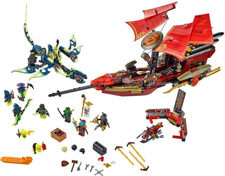 LEGO® Ninjago 70738 Poslední let Odměny osudu