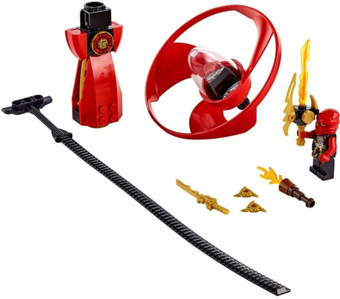 LEGO® Ninjago 70739 Kaiův letoun Airjitzu