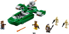 LEGO Star Wars 75091 Flash Speeder Készlet