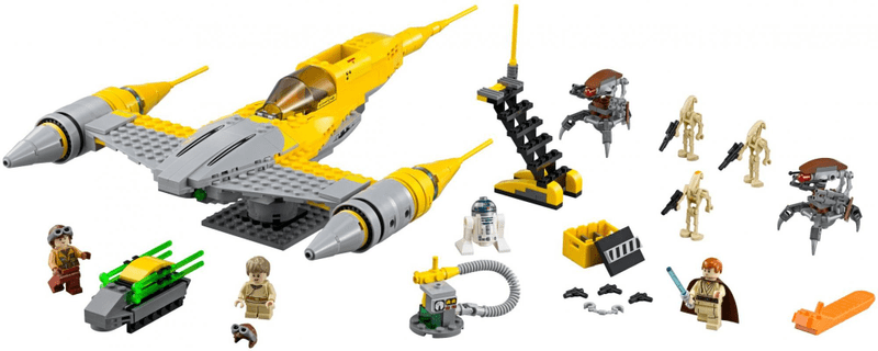 LEGO® Star Wars 75092 Naboo Starfighter