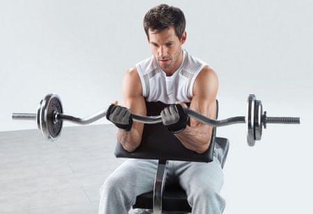 Kettler upogibna klop za biceps za napravo Primus/Classic/Alpha PRO