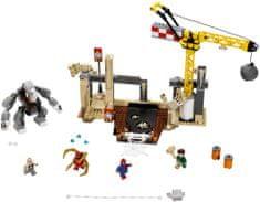 LEGO® Super Heroes 76037 Superzlosynovia Rhino a Sandman