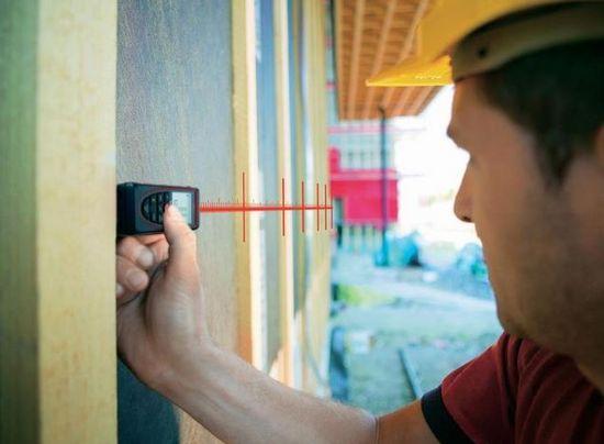 BOSCH Professional laserski merilnik razdalj GLM 30 P (0601072500)
