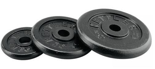 Fitmotiv utež iz gusa, 1,25 kg