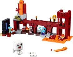 LEGO® Minecraft 21122 Tvrđava Nethera