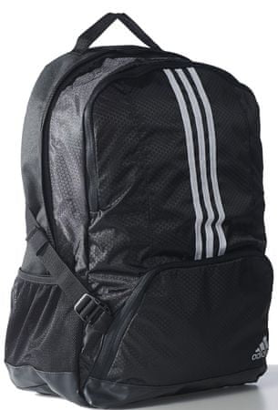 8b9cb1efe95a Adidas Performance 3 Stripes Backpack Black White NS - Alternativy ...