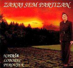 Nataša Loborec Perovšek: Zakaj sem partizan, CD