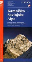 Kamniško-Savinjske Alpe 1 : 50 000