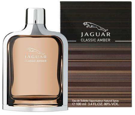 Jaguar Classic Amber EDT - 100 ml