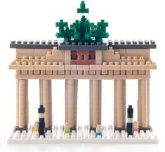 BRIXIES Építőjáték, Brandenburgi kapu