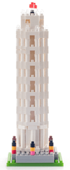 BRIXIES Šikmá věž v Pise