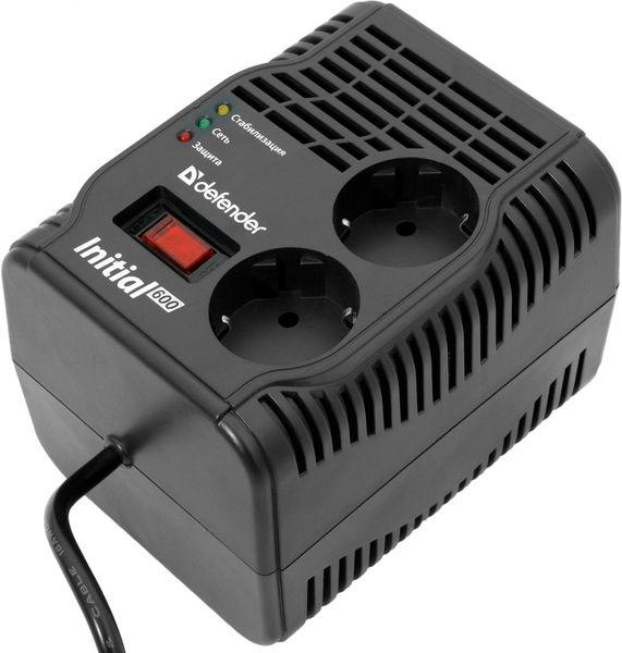 Defender AVR Initial 600 Přepěťová ochrana (99016)
