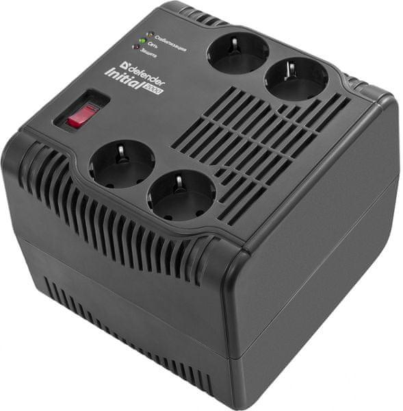Defender AVR Initial 2000 Přepěťová ochrana (99017)