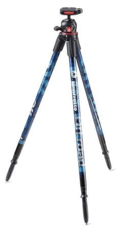 Manfrotto Off Road Stativ Blue