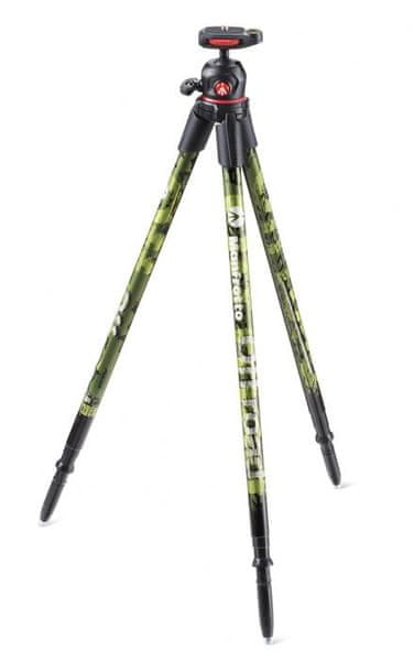 Manfrotto Off Road Stativ Green